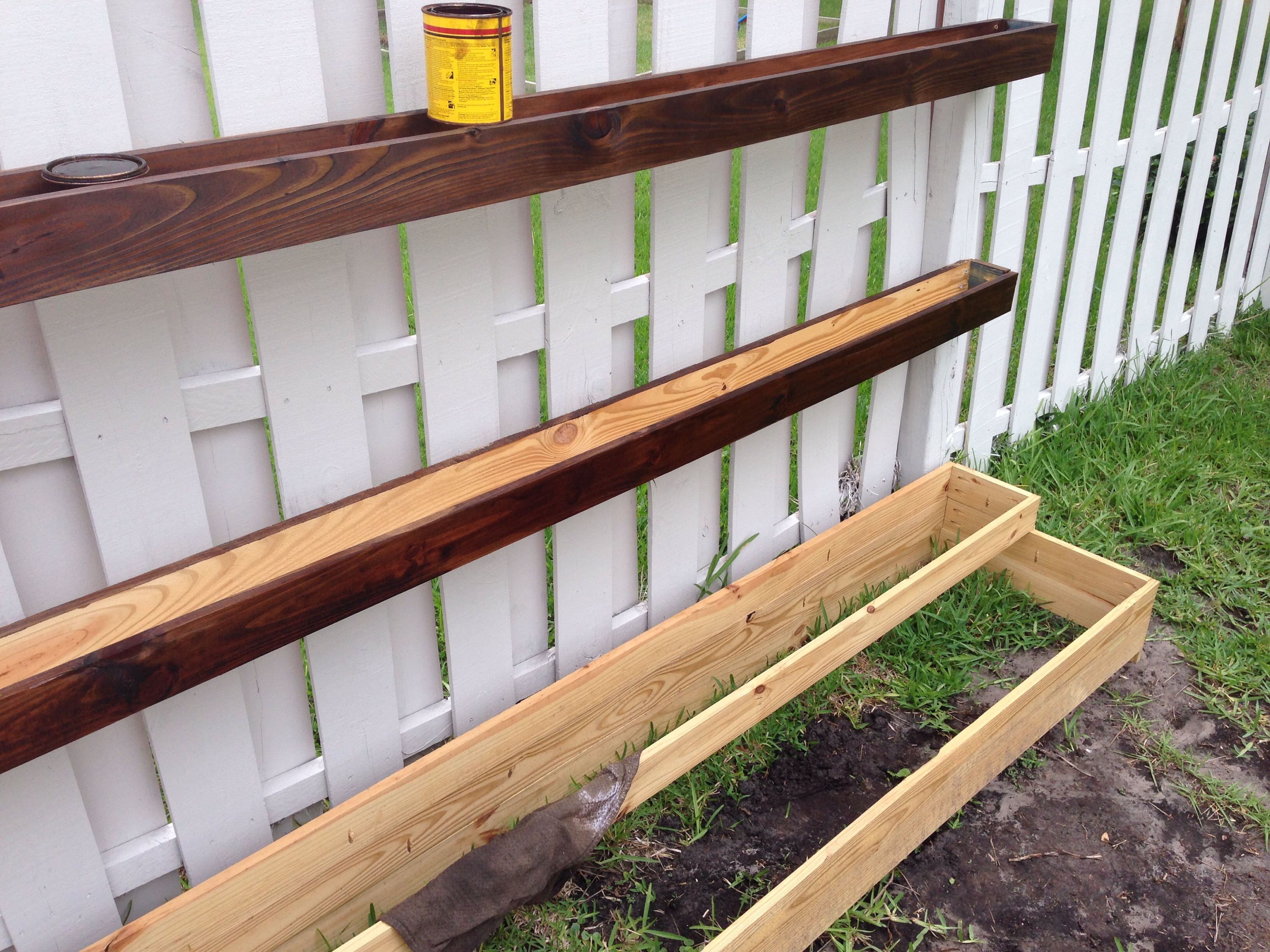 how to build a tiered vegetable garden