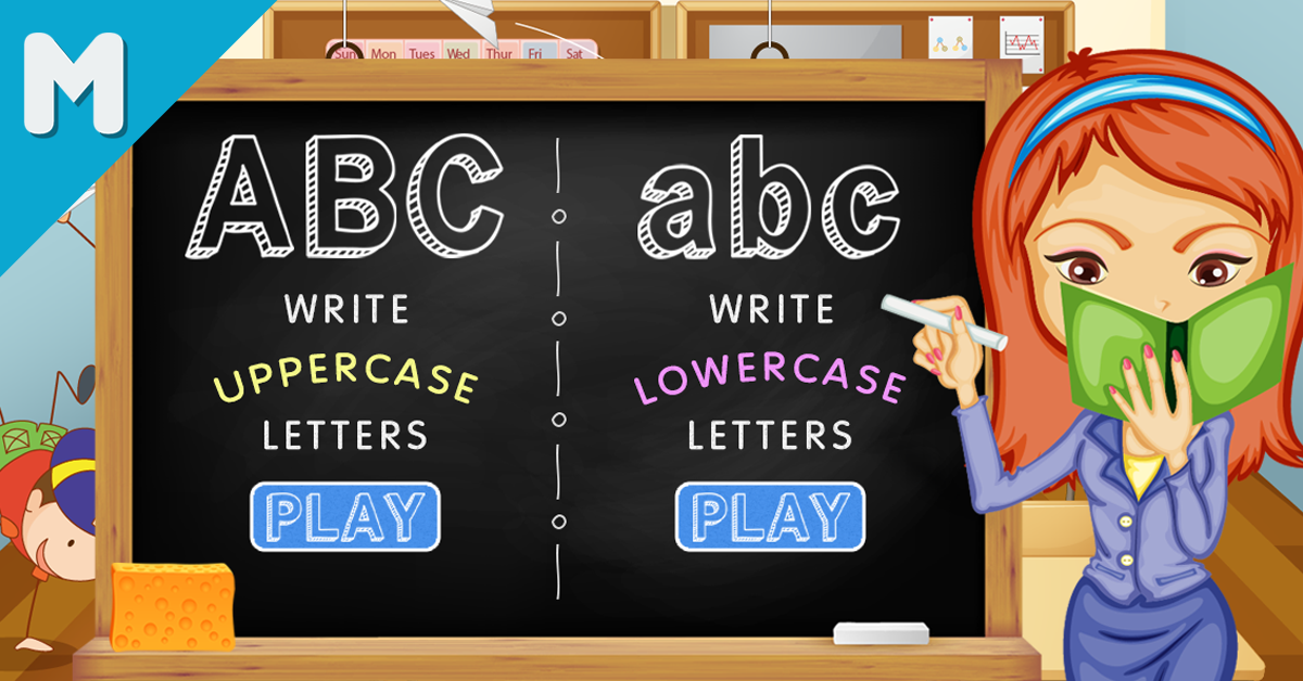 Once You The App First Option Have Is For Uppercase Or Lowercase I Picked And Got My 4 Year Old 2 To Come Try It
