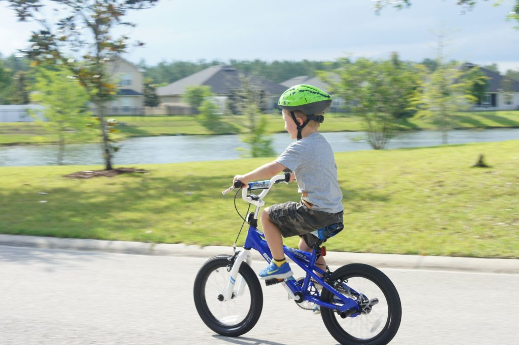Burnout Schwinn Bike