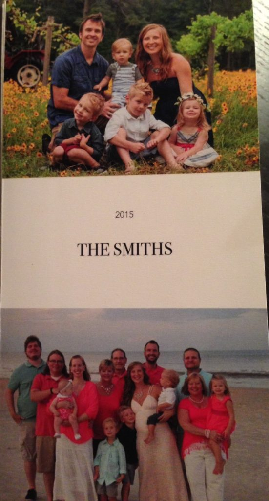 Smith Family Yearbook