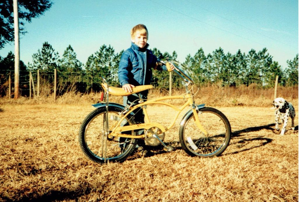 Schwinn circa 1987