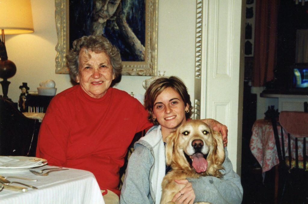 Grandma Dodie, Erin & Bailey