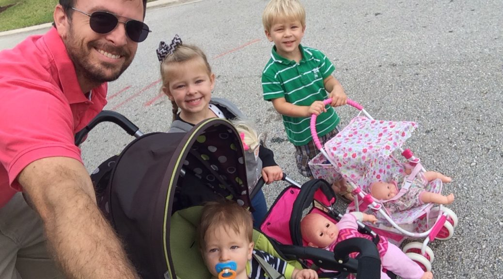 dad walking group